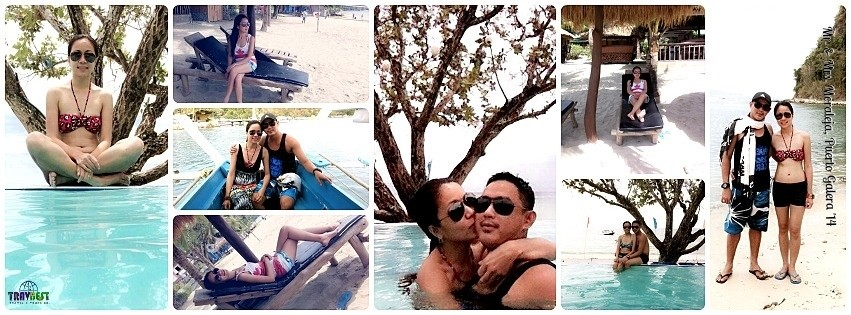 Mr. & Mrs. Moraleja - Puerto Galera, Mindoro Honeymoon Tour