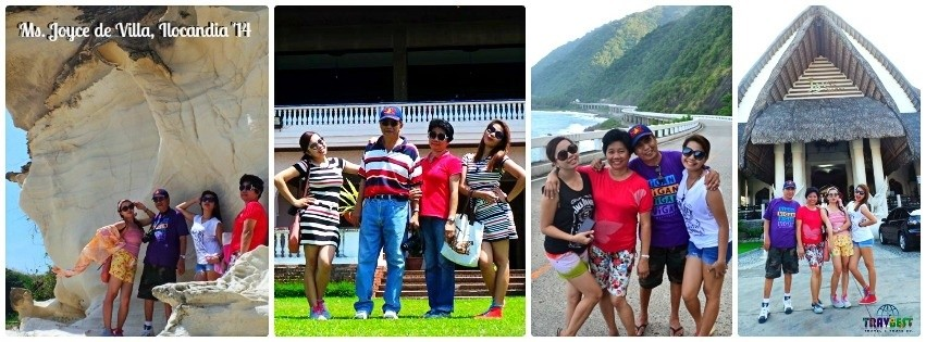 Ms. Joyce De Villa and Family - Ilocandia Family Package '14
