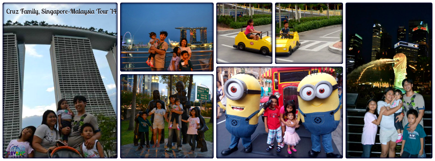 Ms. Lady Cruz & Family - Singapore & Malaysia Family Tour