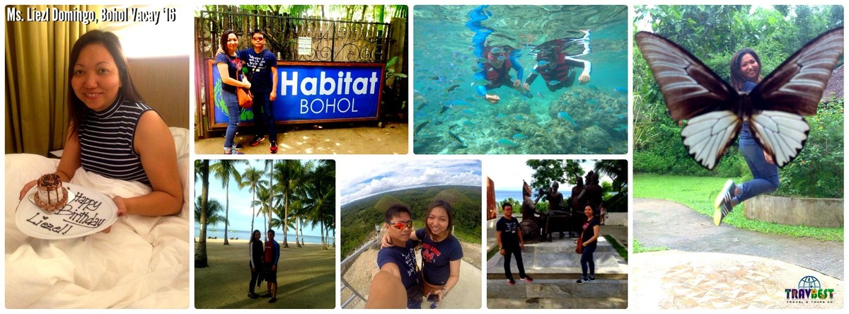 Ms. Liezl Domingo - Bohol Tour for Two '16