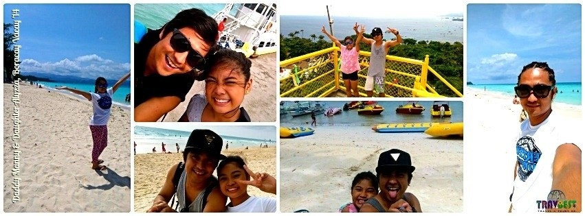 Mr. Manny Mauricio - Boracay Father & Daughter Getaway