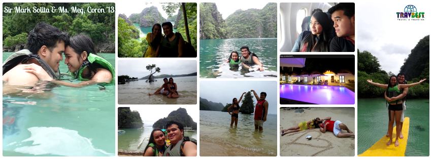 Mr. Mark Solita - Coron, Palawan Couple's Getaway '13