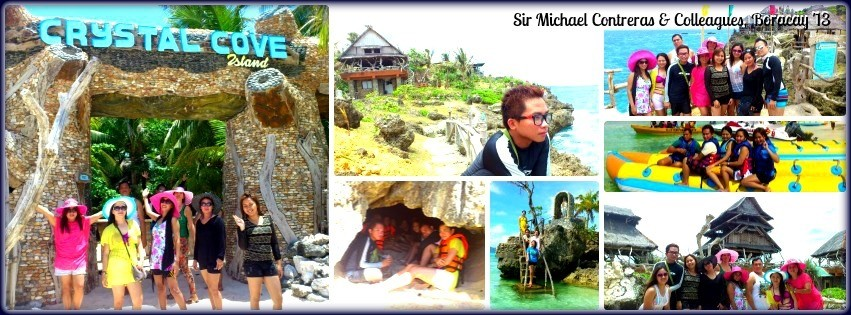 Mr. Micheal Contreras - Boracay Barkada Vacation '13