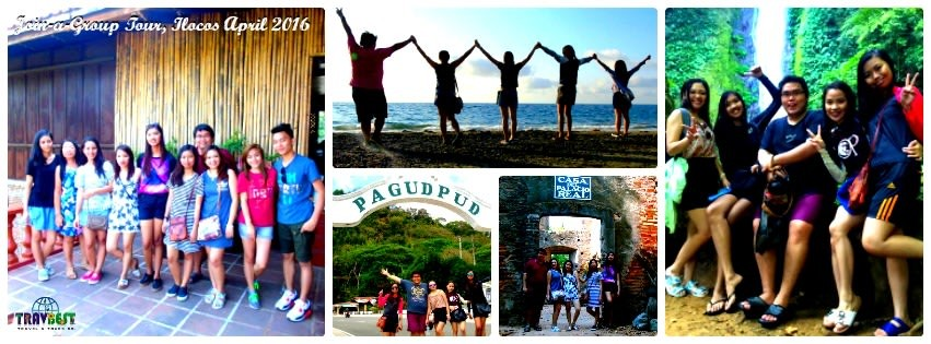 Join a Group Tour - Ilocos JAGT '16