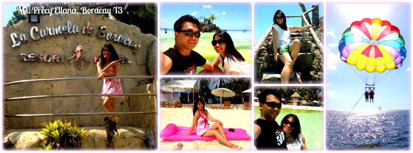 Ms. Percy Ellana - Boracay Vacation for Two '13