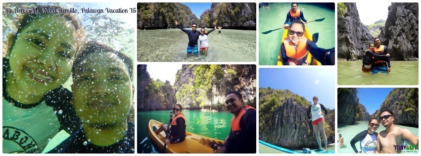 Mr. Ron & Ms. Nova - El Nido, Palawan Tour for Two '15