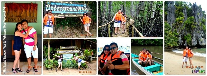 Mr. Rodel Repulle - Puerto Princesa Palawan Tour '14