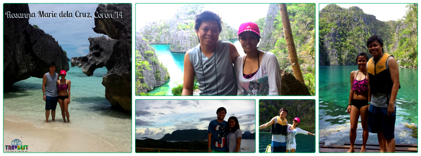 Ms. Rosanna Dela Cruz - Coron, Palawan Tour for Two Package '14