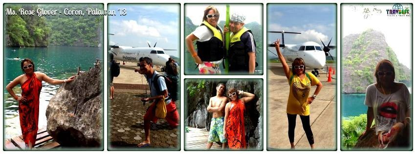 Ms. Rose Glover - Coron, Palawan Couple's Getaway '13
