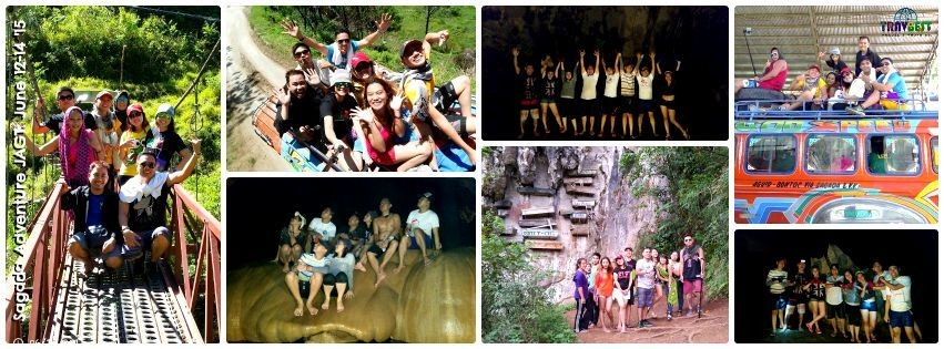 Joiners last June 12-14 - Sagada Tour '15