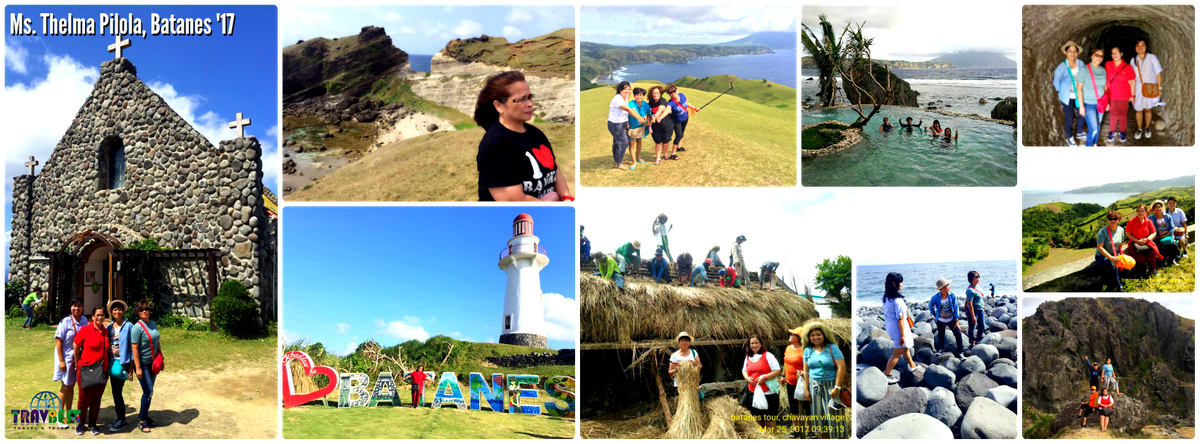 Ms. Thelma Pilola - Batanes Vacation '17