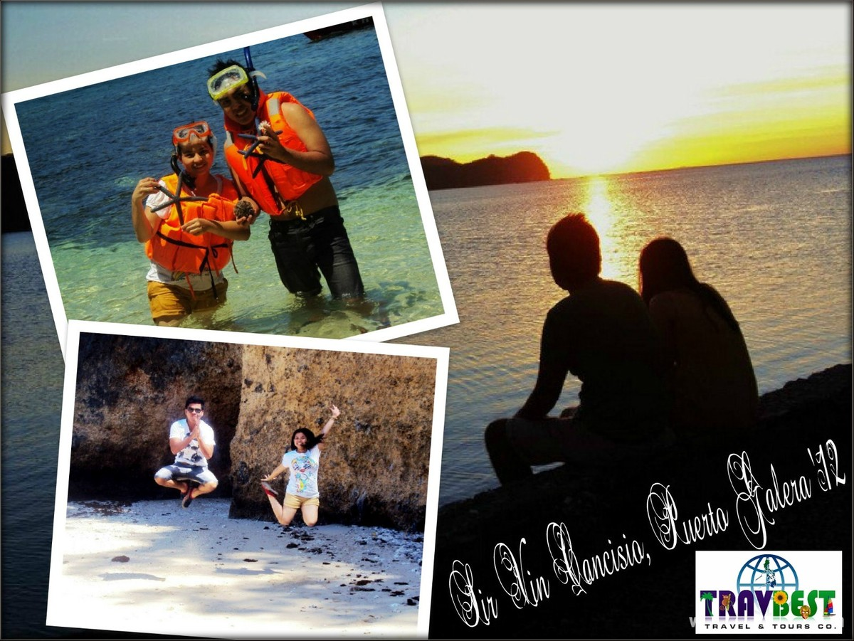 Mr. Vin Cancision - Puerto Galera, Mindoro Tour for Two '12
