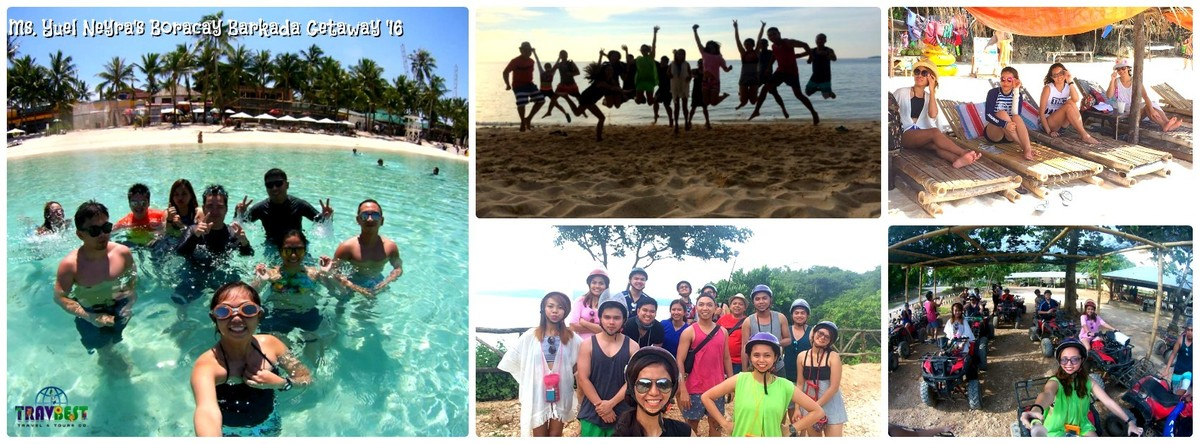 Mr. Yuel Neyra - Boracay Barkada Vacation '16