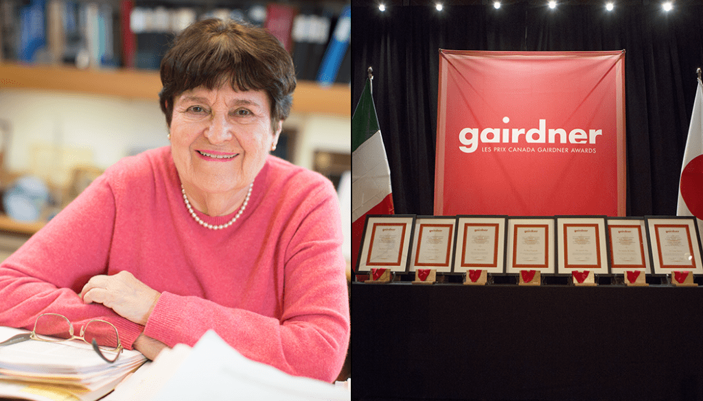 Dr. Susan Band Horwitz named as one of seven winners of the 2019 Canada Gairdner Award
