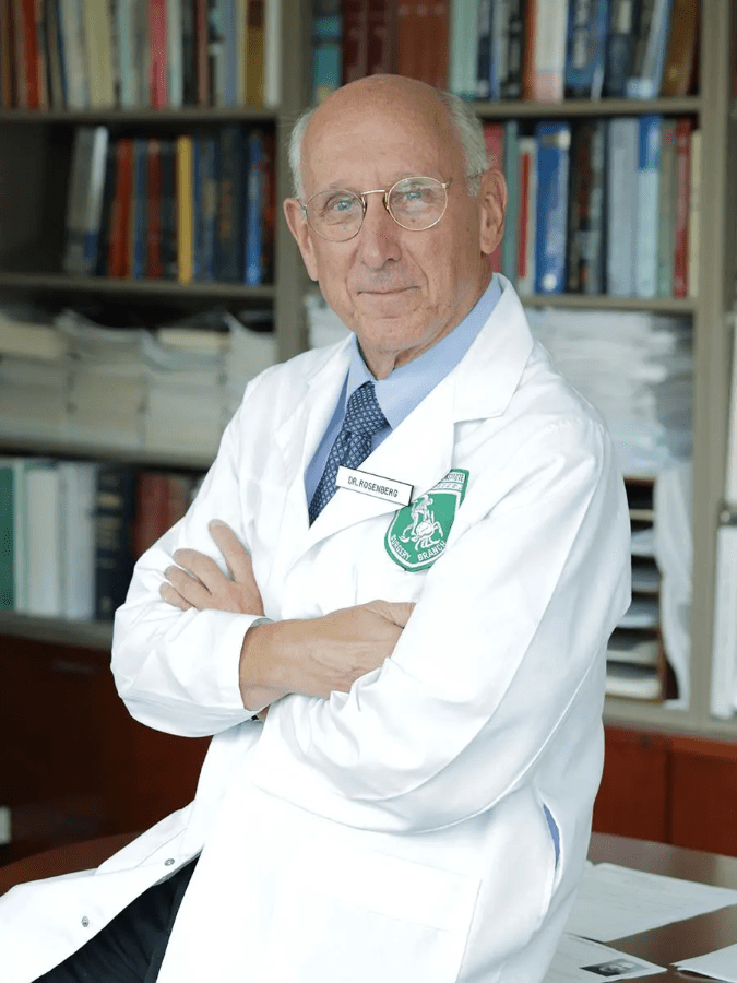 Steven A. Rosenberg, M.D., Ph.D., will be the recipient of the 2019 Szent-Györgyi Prize.