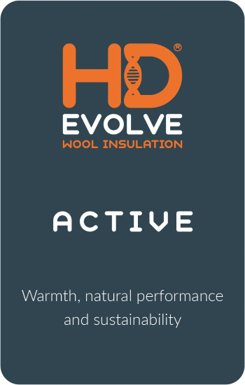 HDWool Evolve Active