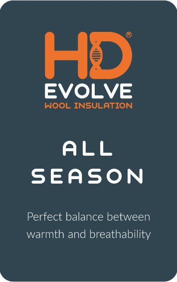 HDWool Evolve All Season