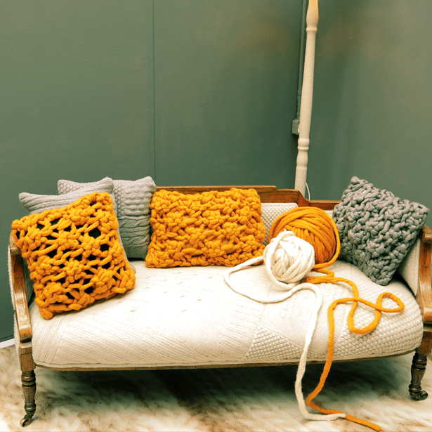 Wool  upholstery