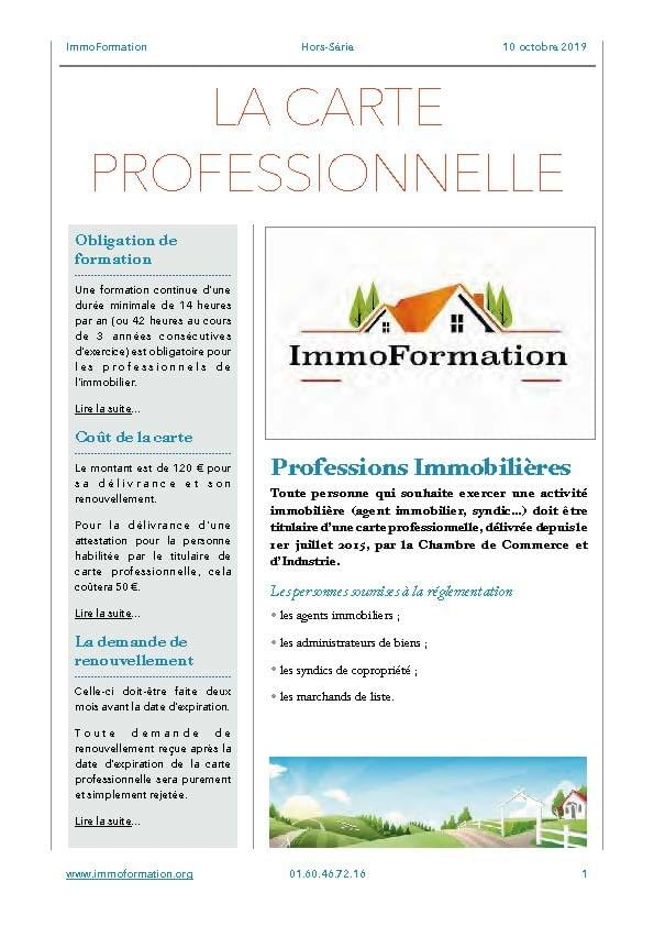 guide agent immobilier