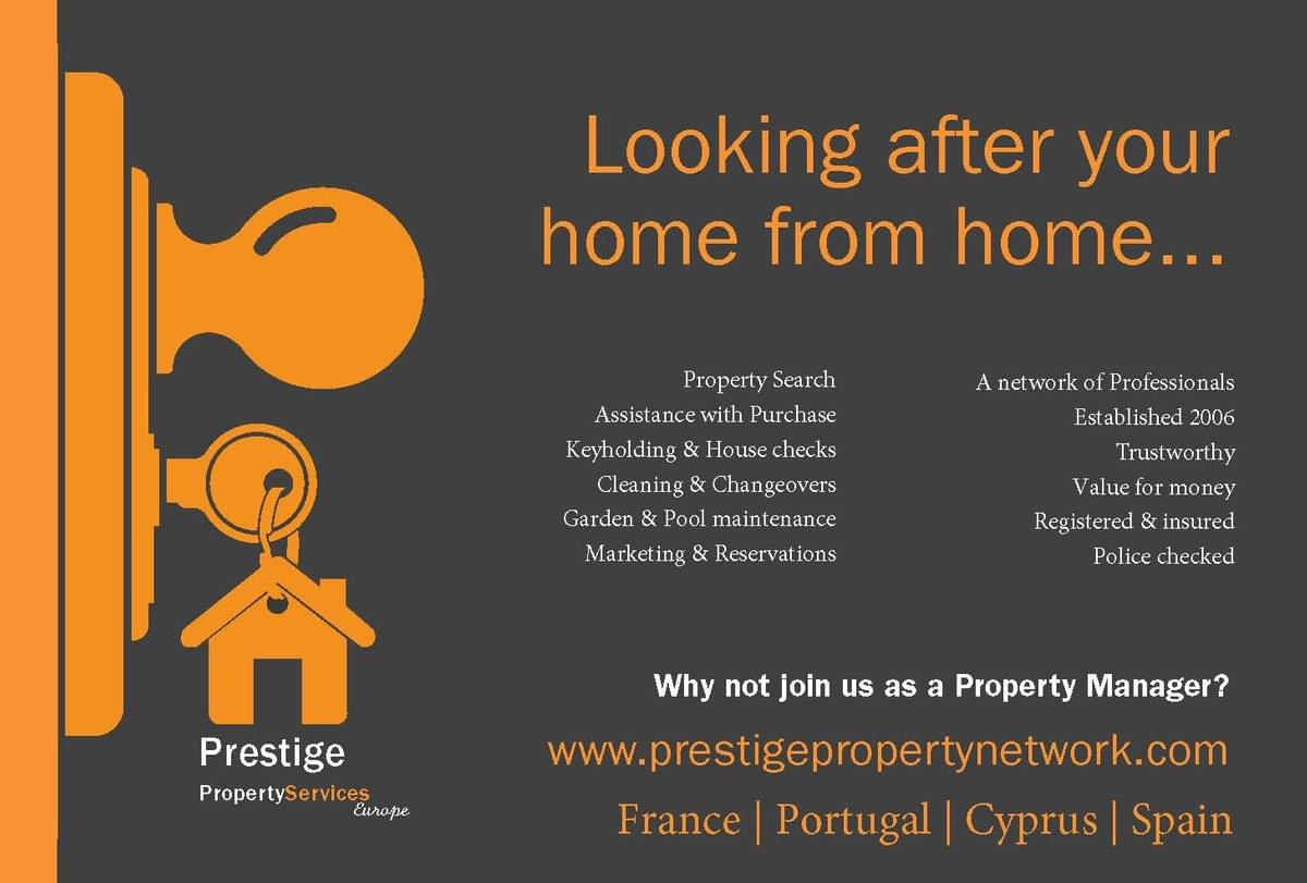 Join us as property managers in Portugal