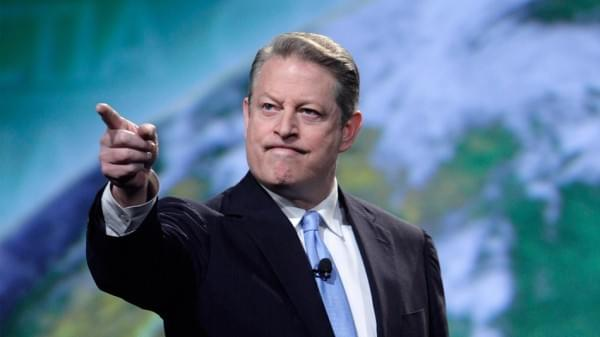 Al Gore, Global Warming speech