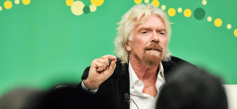 Sir Richard Branson climate change speech