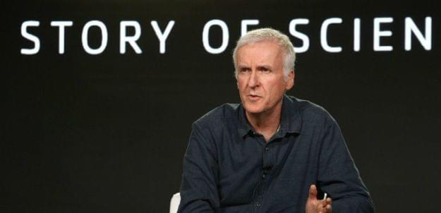 James Cameron Climate Change conference for great barrier reef