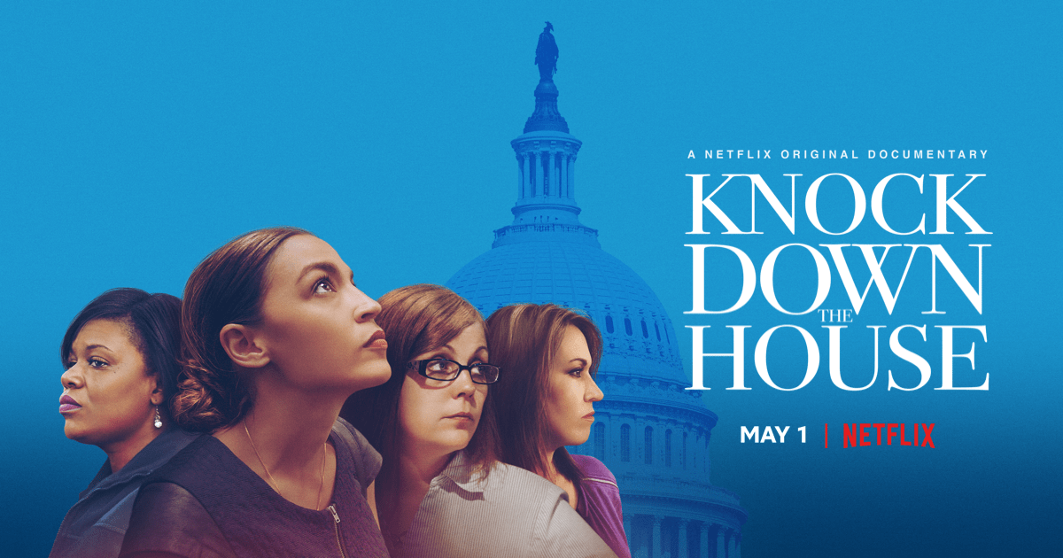 Knock Down the House, Netflix, Alexandria Ocasio-Cortez
