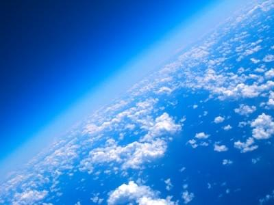 Ozone layer of Planet Earth