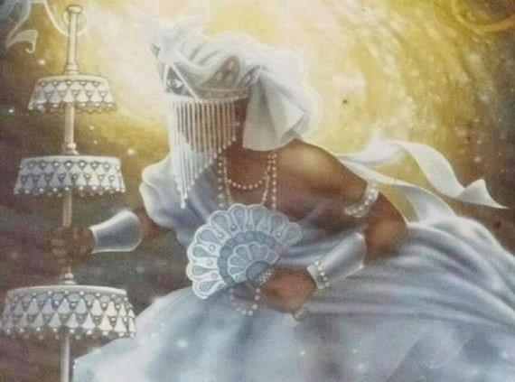 Obatala- The Sweetest God from Africa