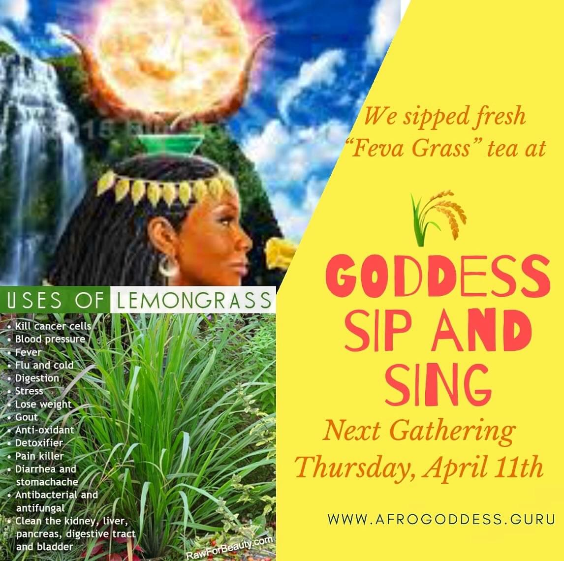 Goddess Sip and Sing