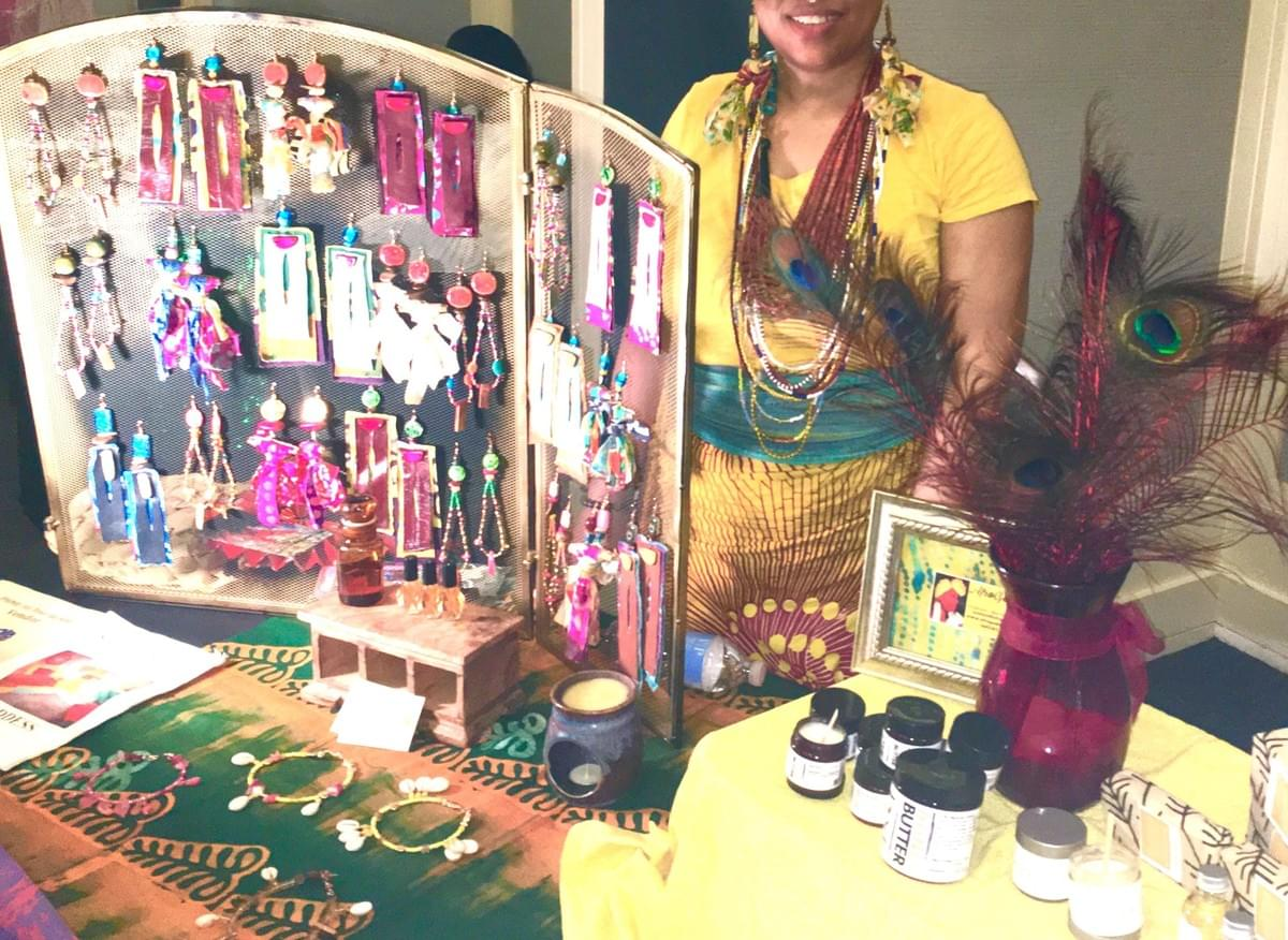 Selling AfroGoddess Adornments