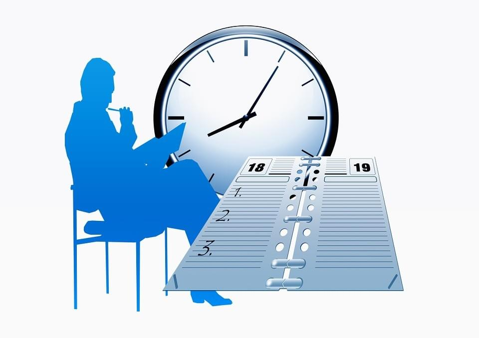 Interview: Coaching helps those with time management issues