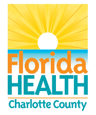 Florida Department of Health Charlotte County 20 in '19 Program The Sky's The Limit Consulting, Inc.