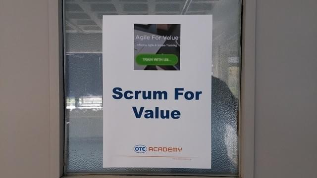 Scrum For Value