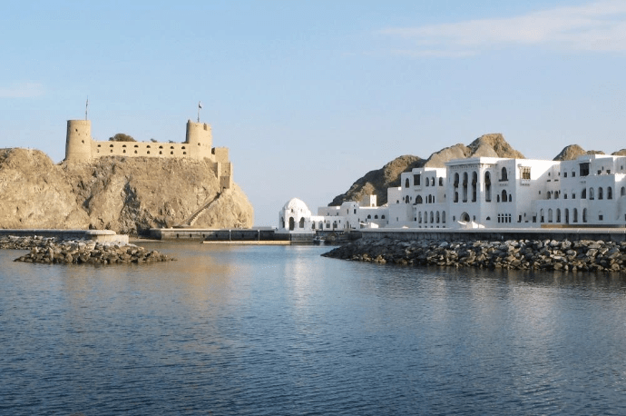 Historical treasures within Oman.