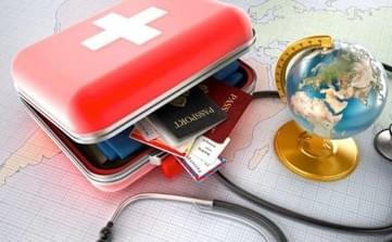 Around the world travel needs travel insurance