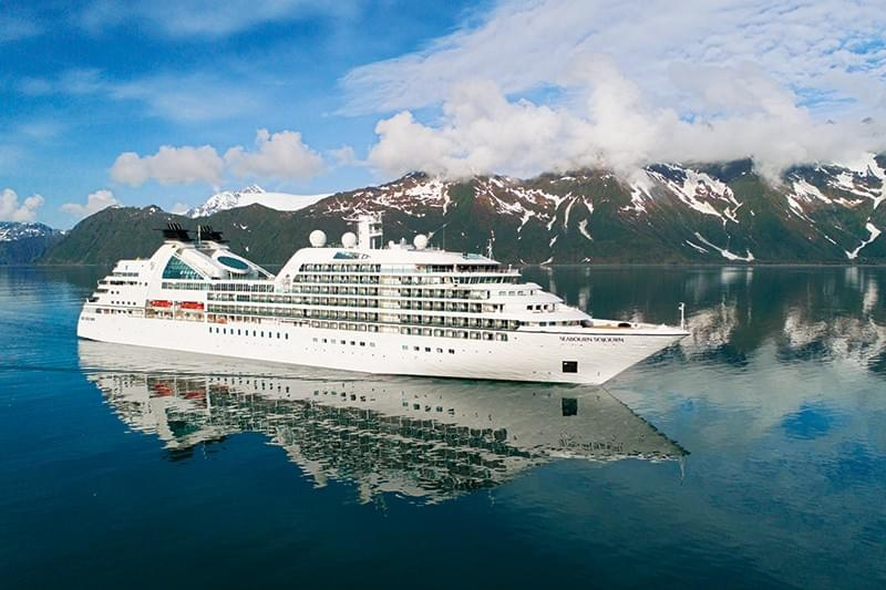 Seabourn Sojourn 2023 World Cruise