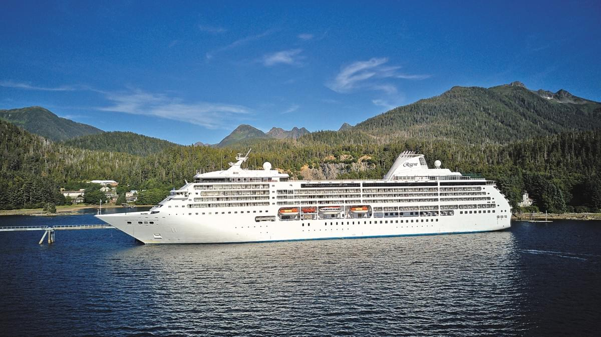 Regent Seven Seas world cruise itinerary for 2022