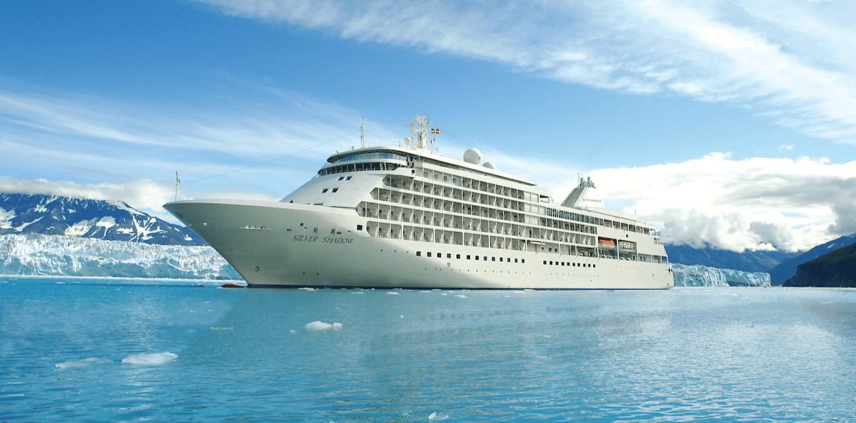 Silversea Shadow World Cruise itinerary for their world cruise for 2023, South Side Story.