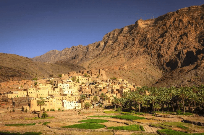 Oman Travel destination