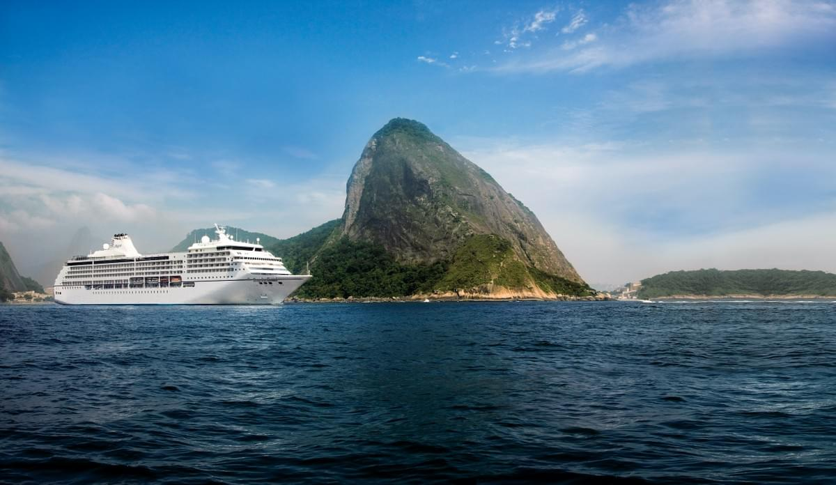 Regent Seven Seas world cruise itinerary for 2023