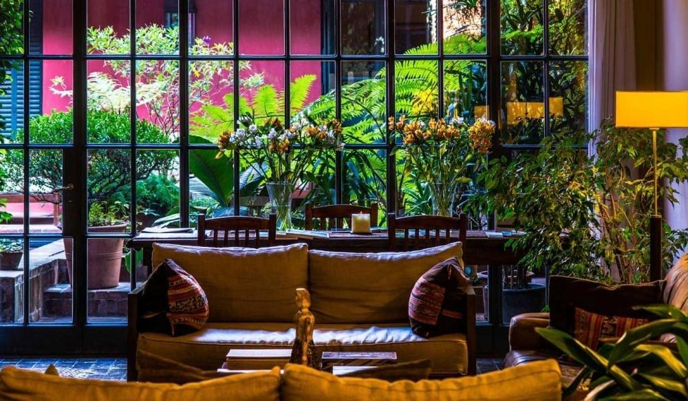 Buenos Aires, Argentina Boutique hotel for Christmas travel