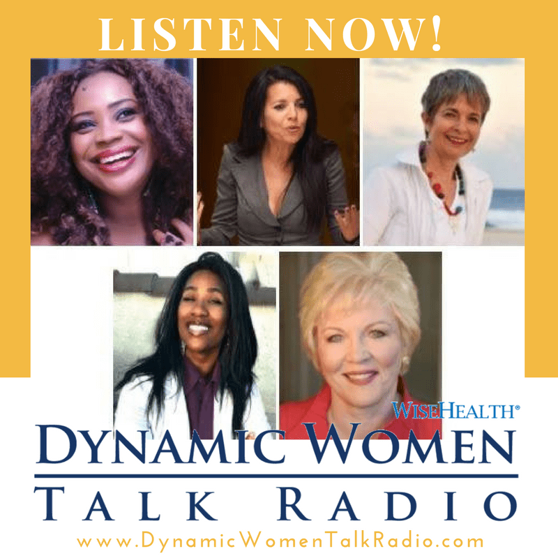 Alex Okoroji is International Guest on Dynamic Women Talk Radio