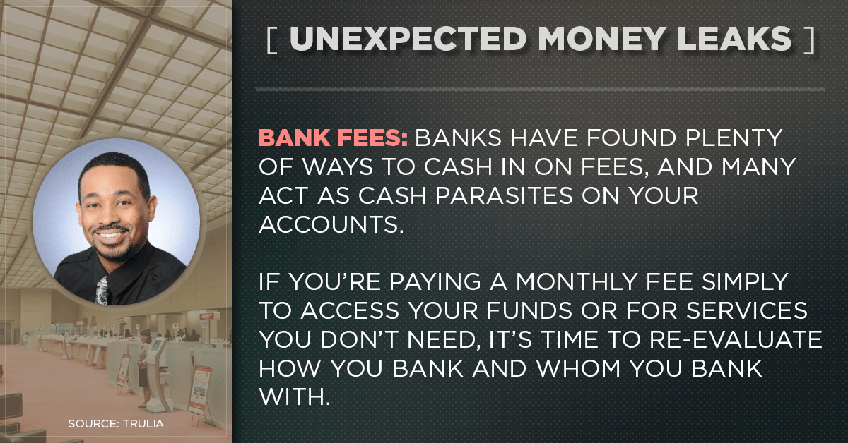 Unexpected Money Leaks