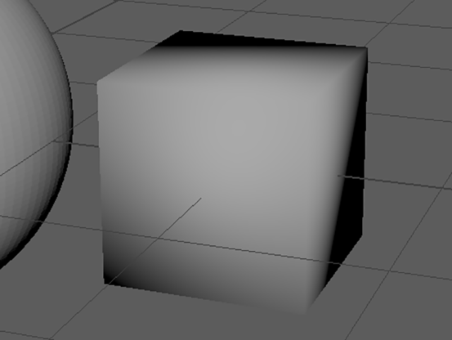 MAYA Smooth Shading
