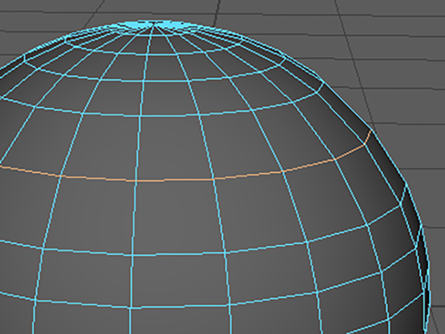 MAYA Edit Mesh→Edit Edge Flow
