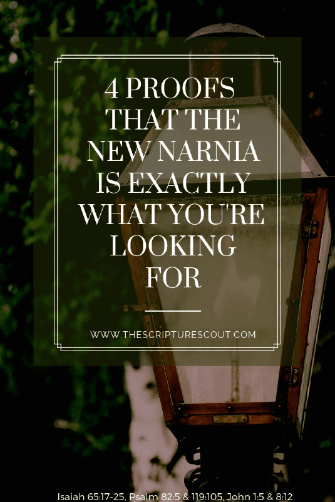 4 Proofs that the New Narnia  is Exactly What  You're Looking For