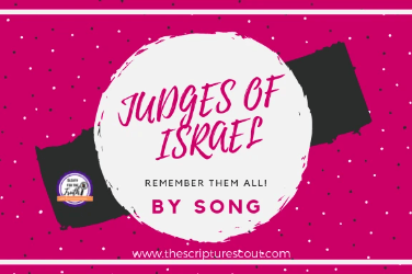 Judges of Israel by song