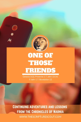 """One of Those Friends..."""